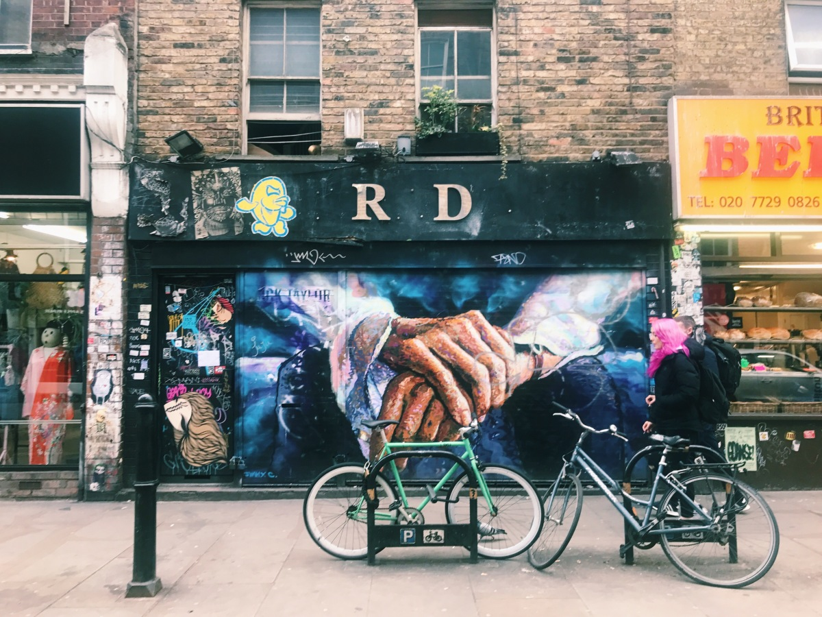 A Guide to London's Street Art